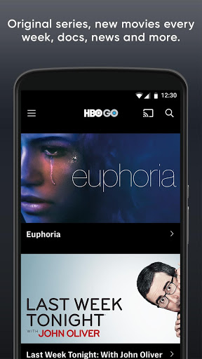 HBO GO: Stream with TV Package for Android - Download | Cafe