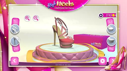 High Heels Designer Girl Games For Android Download Cafe Bazaar