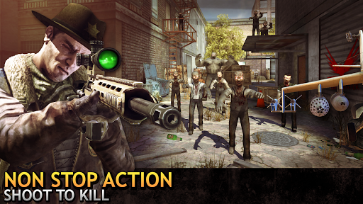 Last Hope Sniper - Zombie War: Shooting Games FPS Game for