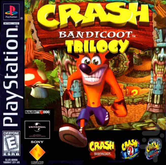 crash bandicoot ps1 sony download install android apps cafe bazaar