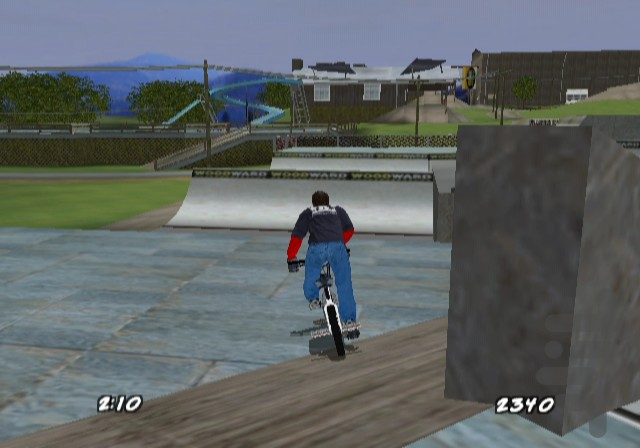 dave mirra video game soundtrack