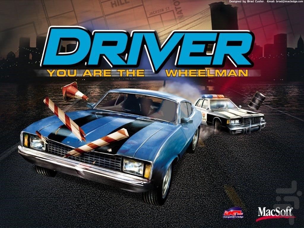 نتیجه تصویری برای driver 1 game