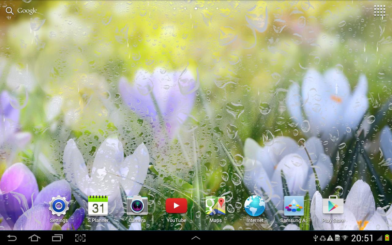 Spring Landscapes Live Wallpaper - Download
