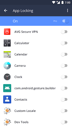AVG AntiVirus FREE for Android Security 2017