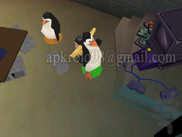 Penguins of Madagascar 2 Game for Android - Download | Cafe