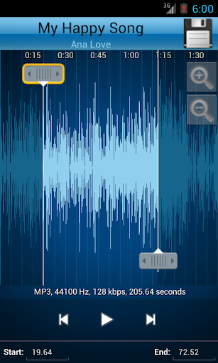 MP3 Cutter and Ringtone Maker♫ for Android - Download
