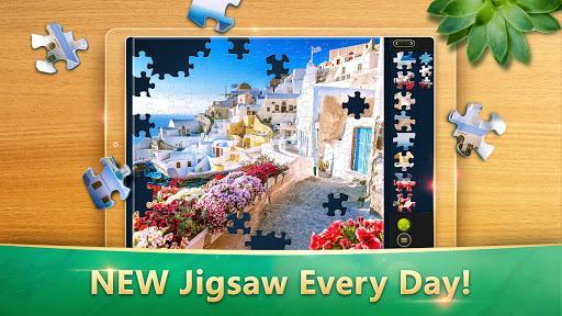 Magic Jigsaw Puzzles - Puzzle Games - عکس بازی موبایلی اندروید