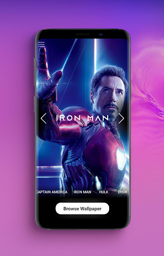 Superheroes Wallpaper Hd 2k 4k 2019 For Android Download Cafe Bazaar
