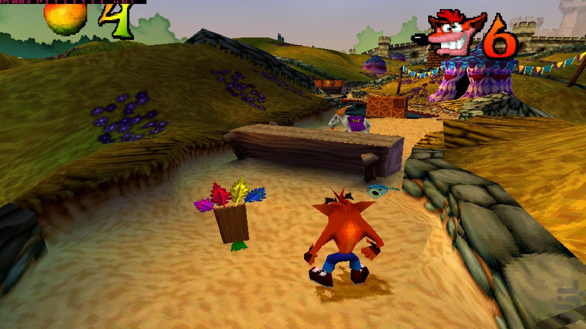 Image result for Crash Bandicoot ps1