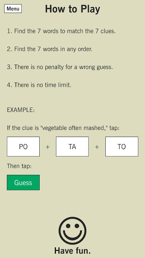7 little words daily puzzles download install android apps