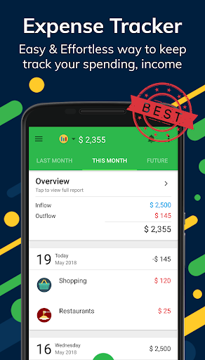 Money Lover: Money Manager, Budget Expense Tracker