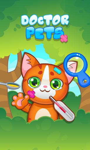 Doctor Pets - Gameplay image of android game