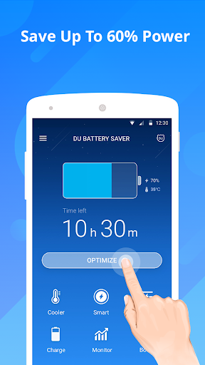 DU Battery Saver - Battery Charger & Battery Life
