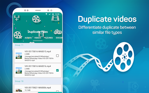 Duplicate Files Fixer
