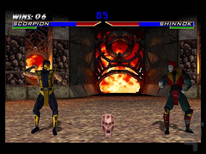 mortal kombat 4 Game for Android - Download | Cafe Bazaar