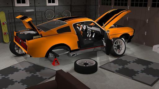 Fix My Car: Classic Muscle LITE - Gameplay image of android game