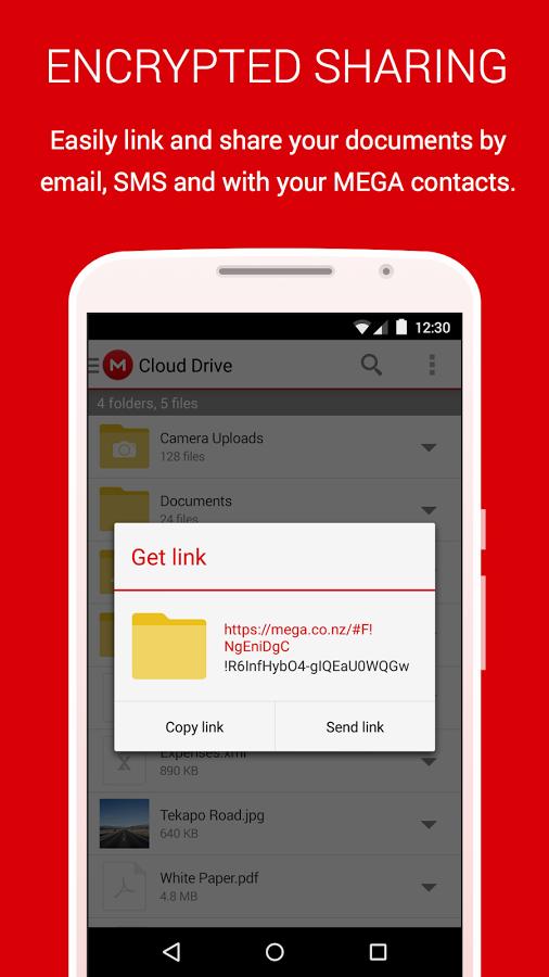 MEGA v1 for Android - Download   Cafe Bazaar