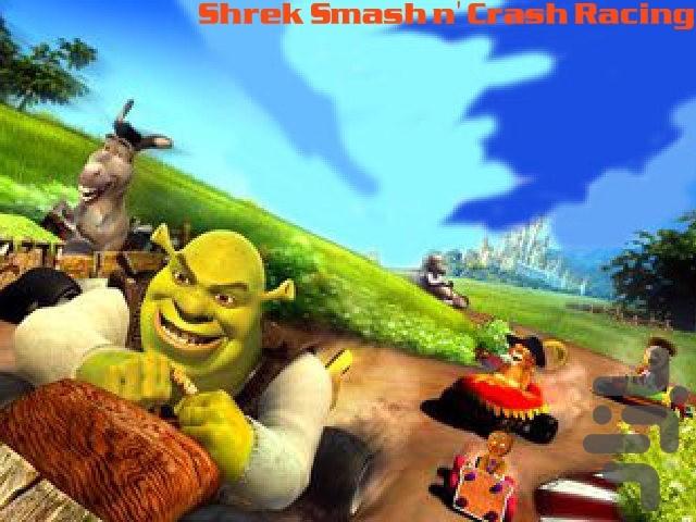 shrek in smash
