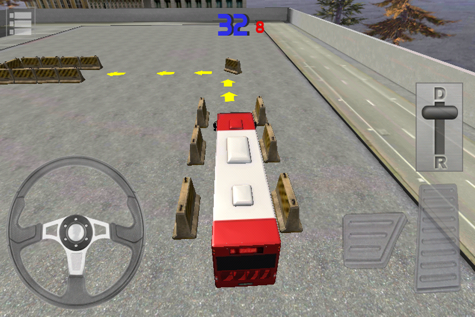 Bus parking 3d download | install android apps | cafe bazaar.