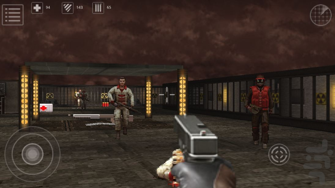 تکاور 8 : دست های آغشته به خون screenshot