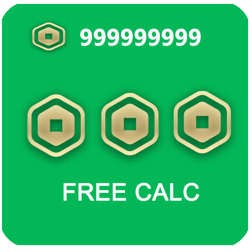 Its Free Roblox Robux Calc Free New Icon For Android Download Cafe Bazaar