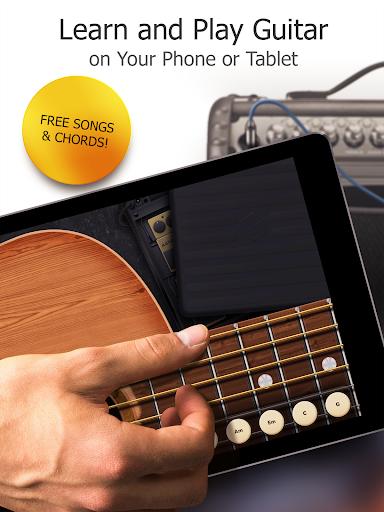 Real Guitar Free Chords Tabs Simulator Games Download