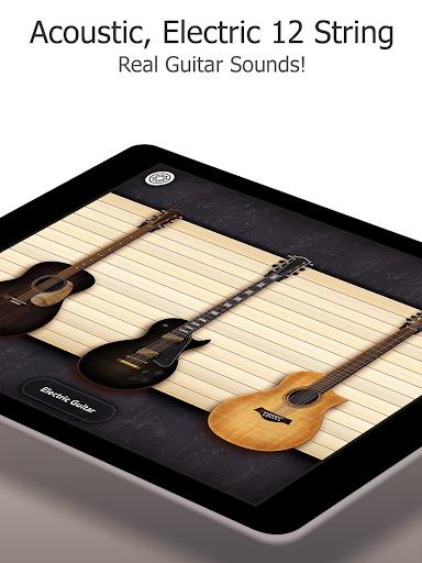 Real Guitar Free - Chords, Tabs & Simulator Games - Download ...
