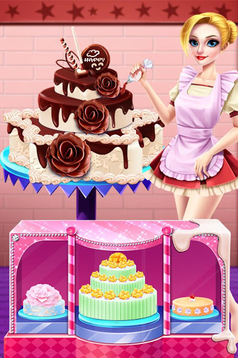Cake Cooking Shop