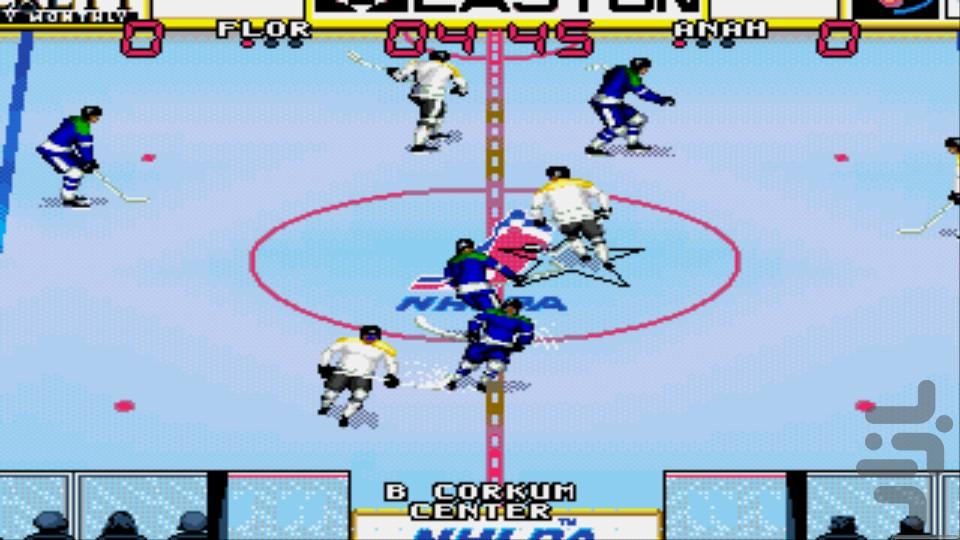 ورزشی روی یخ
