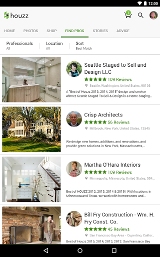 Houzz Download Install Android Apps Cafe Bazaar