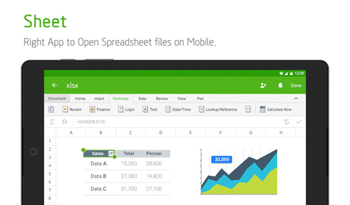 Polaris Office - Word, Docs, Sheets + PDF Reader