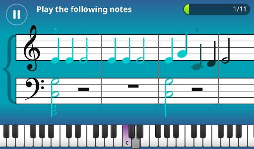 Simply Piano by JoyTunes - Image screenshot of android app