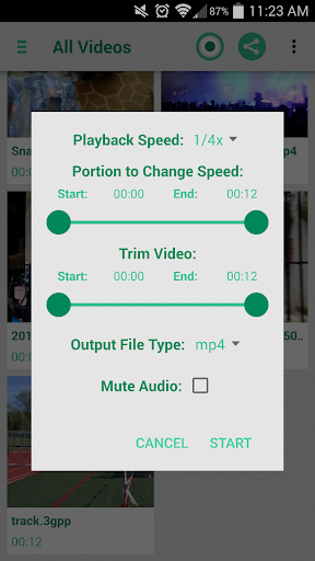 Fast & Slow Motion Video Tool for Android - Download | Cafe
