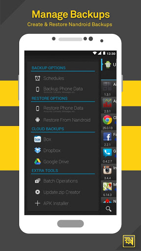 ROM Toolbox Lite for Android - Download | Cafe Bazaar