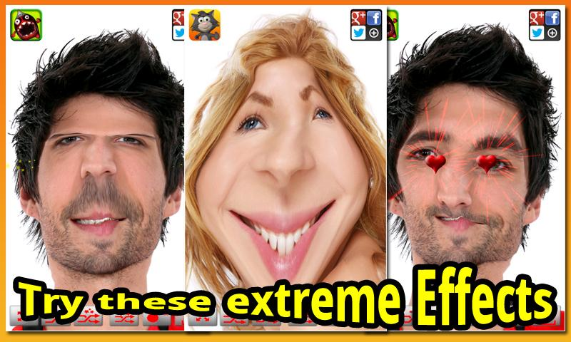 Warp my Face: Fun Photo Editor - Download | Install Android Apps
