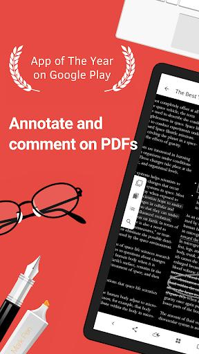 PDF Reader - Sign, Scan, Edit & Share PDF Document - Image screenshot of android app