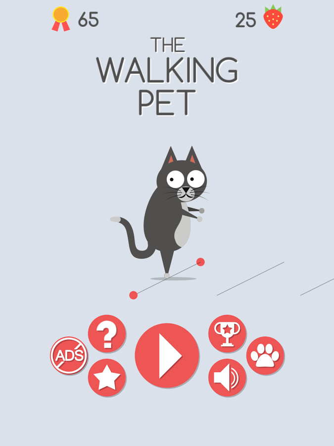 Walking Pet