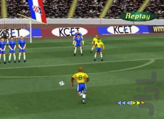 دانلود بازی بارسلونا با گزارش عادل فوتبال ۹۸ با گزارش عادل فردوسی پور - دانلود | نصب برنامه ...