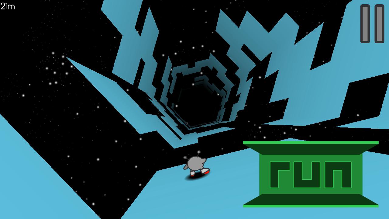 Run screenshot