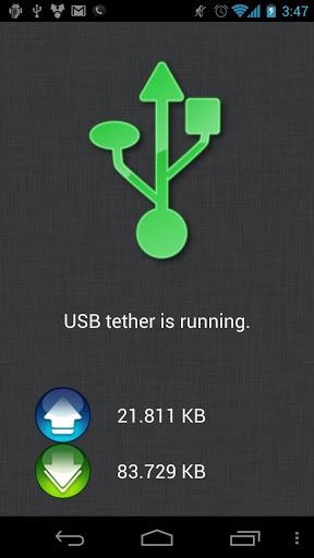 Tether Desktop Installer and Android app  koushsupport