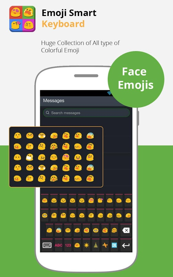 Emoji Smart Keyboard