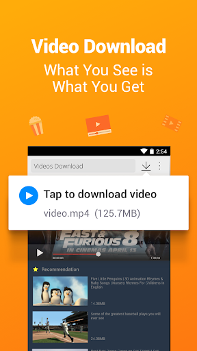 how to download video from cm browser