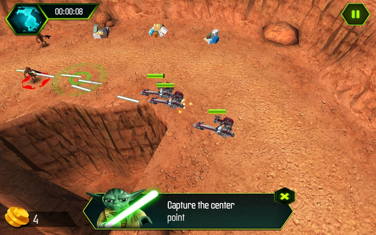 Download LEGO Star Wars The Yoda Chronicles.APK For ...