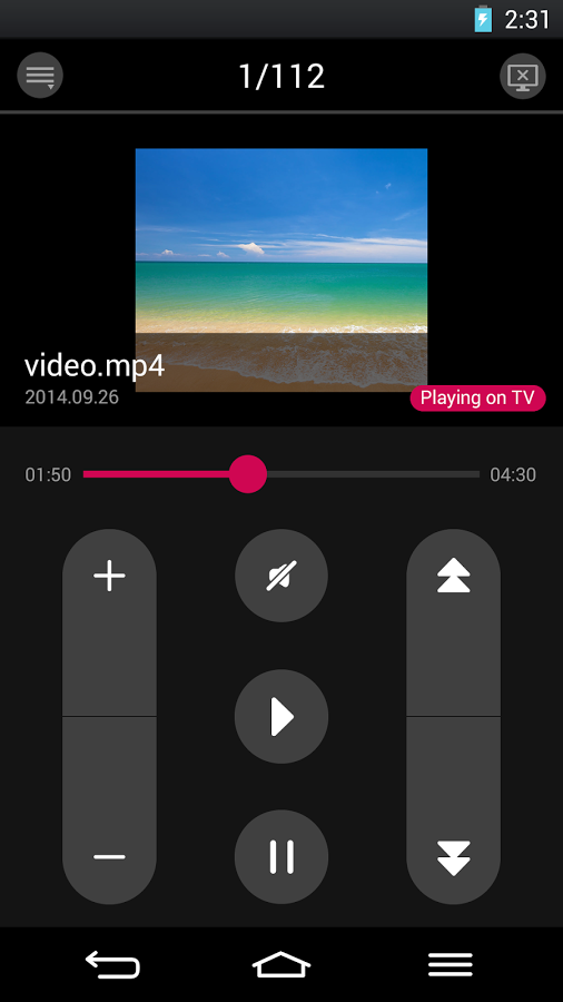 LG TV SmartShare for Android - Download | Cafe Bazaar