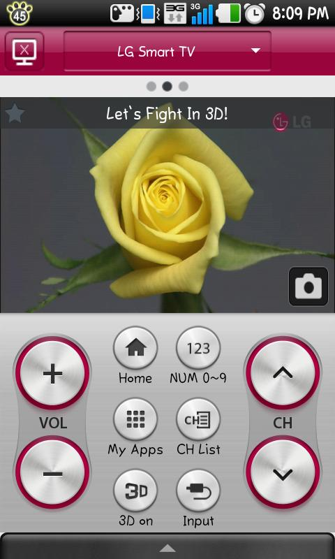 LG TV Remote for Android - Download | Cafe Bazaar