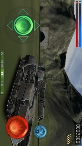 Tank Recon 3D (Lite) - Gameplay image of android game