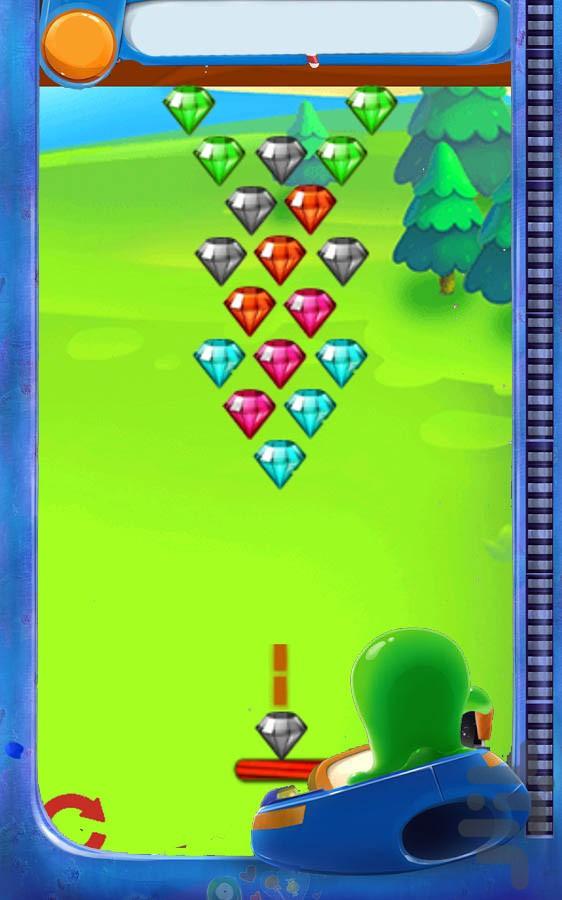 بازی بتلفیش الماس بینهایت دانلود Angry Birds Blast 1.5.1 - بازی انفجار پرندگان خشمگین اندروید   مود - اندروید استار دانلود بازی و نرم افزار اندروید