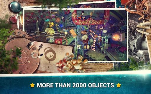Hidden Objects Under The Sea Treasure Hunt Games Game For Android Download Cafe Bazaar