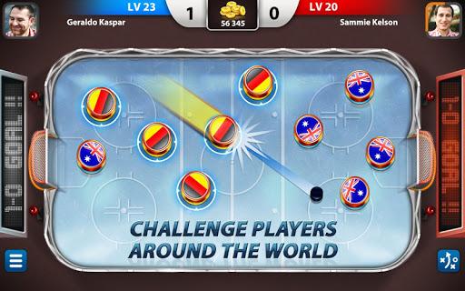 Скачать взломанный Hockey Stars - игра звезды хоккея на Андроид