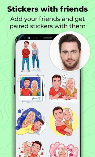 Mirror Avatar Maker & Emoji Sticker Keyboard for Android